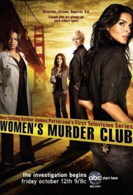 affiche Women's Murder Club