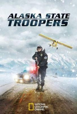 Affiche Alaska State Troopers