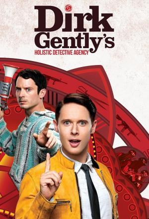 Affiche Dirk Gently, détective holistique