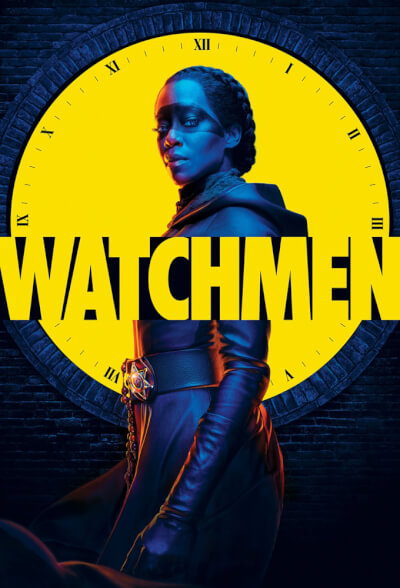 Affiche Watchmen