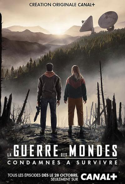 Affiche La Guerre des Mondes (FR/US)