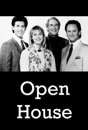 affiche Open House