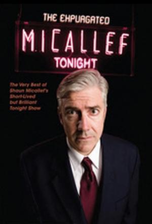 affiche Micallef Tonight