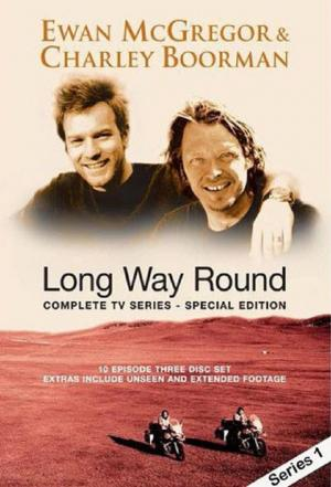 affiche Long Way Round: Special Edition