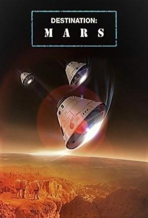 affiche Destination Mars