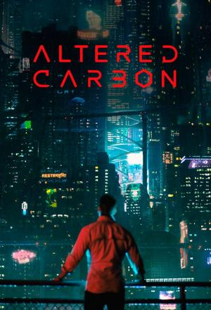 affiche Altered Carbon