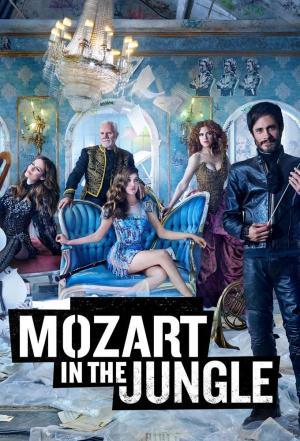 affiche Mozart in the Jungle