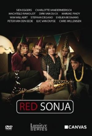 affiche Red Sonja