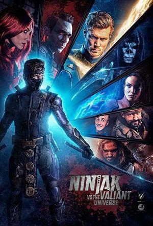 affiche Ninjak vs the Valiant Universe
