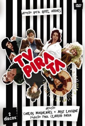 affiche TV Pirata