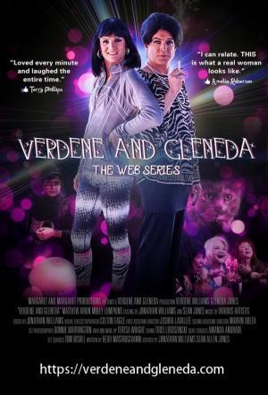 affiche Verdene and Gleneda