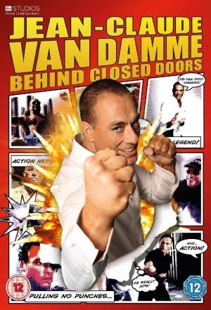 affiche Jean-Claude Van Damme Behind Closed Doors