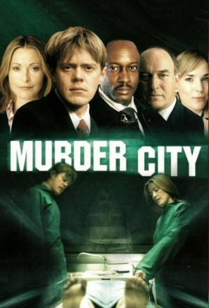 affiche Murder City