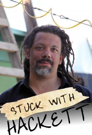 affiche Stuck WIth Hackett