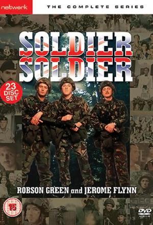 affiche Soldier Soldier