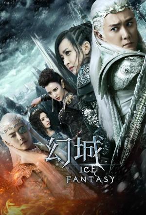 affiche Ice Fantasy