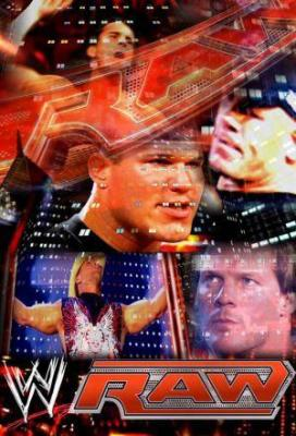 affiche WWE Monday Night RAW