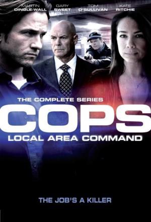 affiche Cops L.A.C.