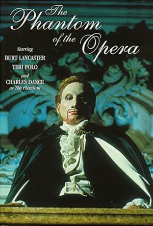 affiche The Phantom of the Opera