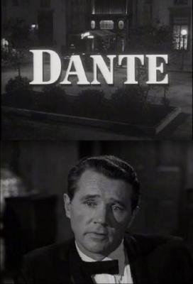 affiche Dante