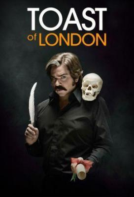 affiche Toast Of London