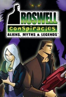 affiche The Roswell Conspiracies