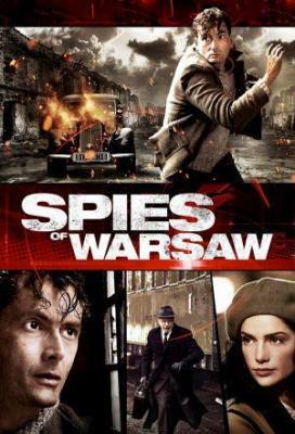 affiche Espions de Varsovie