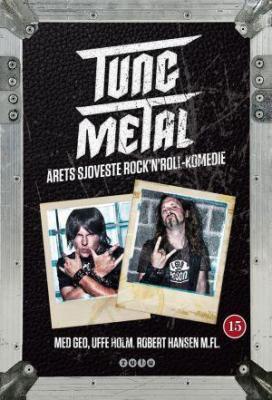 affiche Tung Metal