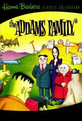 affiche The Addams Family (1973)