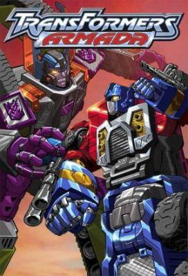 affiche Transformers Armada