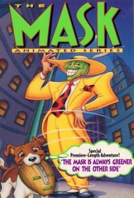 affiche The Mask, la série animée
