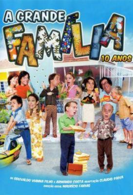 affiche A Grande Família
