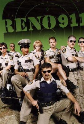 affiche Reno 911!
