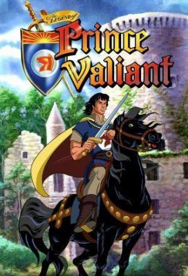 affiche The Legend of Prince Valiant