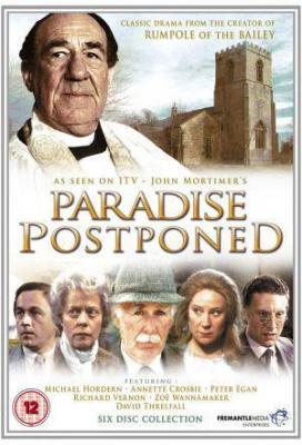 affiche Paradise Postponed