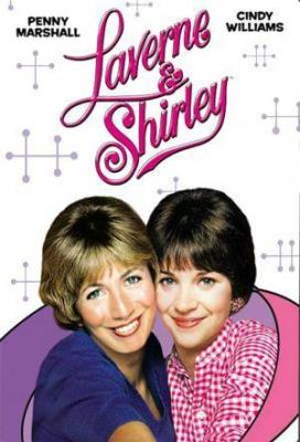 affiche Laverne & Shirley