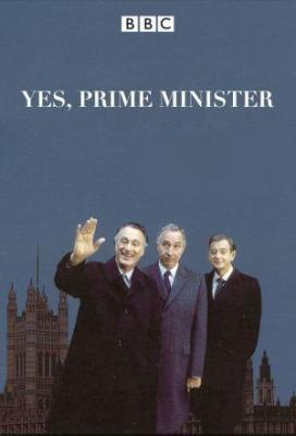 affiche Yes, Prime Minister