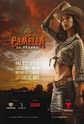 affiche Camelia, la Texana
