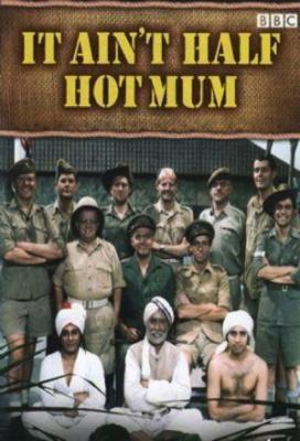affiche It Ain't Half Hot Mum