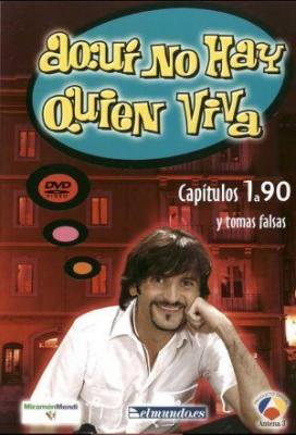 affiche Aquí No Hay Quien Viva