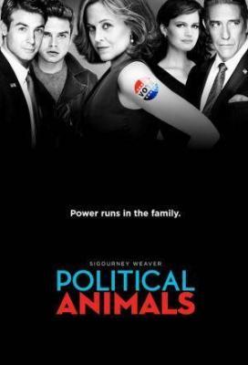 affiche Political Animals