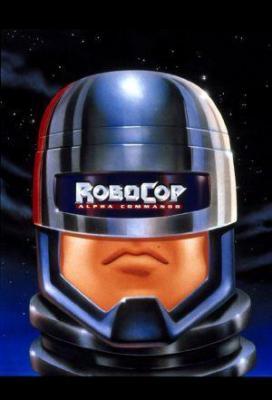 affiche RoboCop: Alpha Commando