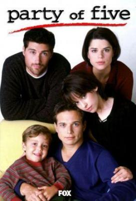affiche Party of Five