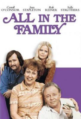 affiche All in the Family