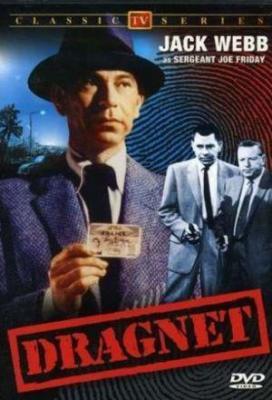 affiche Dragnet (1951)