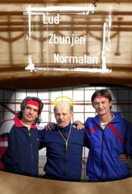 affiche Lud Zbunjen Normalan