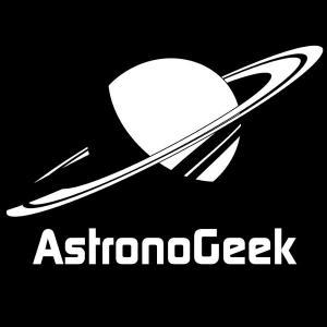 affiche AstronoGeek