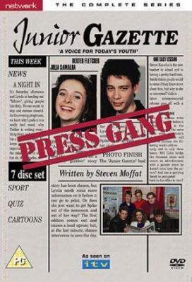affiche Press Gang