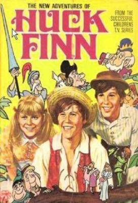 affiche The New Adventures of Huck Finn