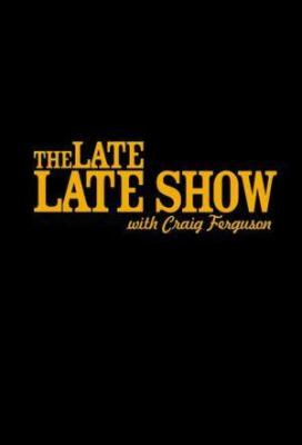 affiche The Late Late Show with Craig Ferguson